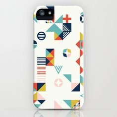 Motif Madness iPhone & iPod Case by Rashida Coleman-Hale