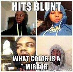 Hits Blunt: Mirror Color