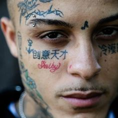 Stream Lil Skies - Real Ties (Official Audio) by Channel V from desktop or your mobile device Sky Tattoos, Sleeve Tattoos, Face Tats, Marvel Paintings, Lil Skies, Rap Wallpaper, Iphone Wallpaper, Best Rapper, Lil Baby