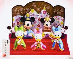 ミッキー ミニー ひな人形 雛人形 中 ドナルド ひな祭り ディズニー 東京ディズニーリゾート限定 Mickey Mouse Minnie Mouse Doll Limited in Tokyo Disney Resort, http://www.amazon.co.jp/dp/B00GTEM0A4/ref=cm_sw_r_pi_awdl_8fCZwb17DR57H