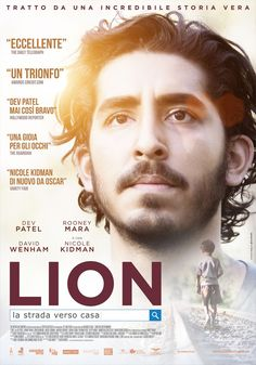 Return to the main poster page for Lion (#3 of 3)