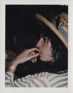 Patti Smith and Robert Mapplethorpe by Andy Warhol, Patti Smith, Andy Warhol Photography, Just Kids, Music Maniac, Robert Mapplethorpe, Joan Jett, Riot Grrrl, Beatnik, Great Women