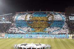 OM / Inter Milan (Champions League - 8ème de finale aller) - South Winners Marseille - Olympique de Marseille - www.sw87.com