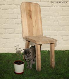 LUCAS ARANGO LUCAS ARANGO Diseño y elaboración de objetos decorativos .(sillas,mesas,repisas,bibliotecas)