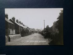 Early real Photographic Postcard Station Road Snettisham Norfolk nice one | eBay