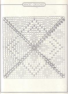 Magic Crochet Nº 17 - Rosio Llamas - Picasa Web Albums