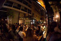 #Beirut nightlife just getting started.