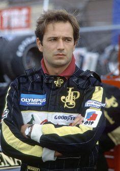 Elio de Angelis (ITA) Team Lotus