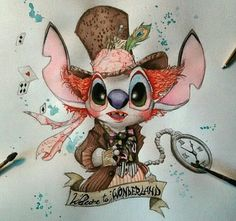 mad hatter make up ideas - mad hatter make up + mad hatter make up female + mad hatter make up tutorial + mad hatter make up ideas + mad hatter make up for men Cute Disney Drawings, Cool Drawings, Cute Disney Wallpaper, Cute Cartoon Wallpapers, Lilo And Stitch Quotes, Stitch Tattoo, Stitch Drawing, Drawing Drawing, Cute Stitch