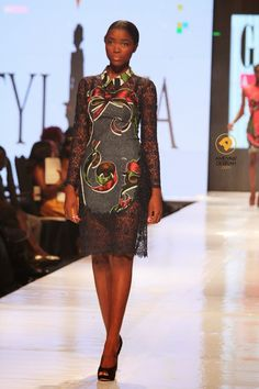glitz africa fashion week 2015 ~African fashion, Ankara, kitenge, African women dresses, African prints, Braids, Nigerian wedding, Ghanaian fashion, African wedding ~DKK