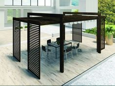There are lots of pergola designs for you to choose from. You can choose the design based on various factors. First of all you have to decide where you are going to have your pergola and how much shade you want. Pergola Diy, Building A Pergola, Modern Pergola, Pergola Canopy, Deck With Pergola, Cheap Pergola, Covered Pergola, Outdoor Pergola, Patio Roof