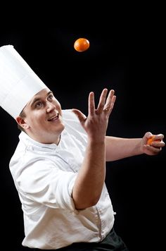 Our playful chef