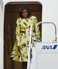 Michelle Obama's 52 Best Outfit