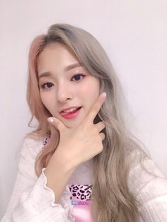 Fromis_9 Kpop girl group Nagyung