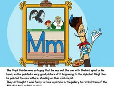The Alphabet King by Olderheim is not your usual ABC app. It is an original and smart storybook/activity app for your kids to learn about le...