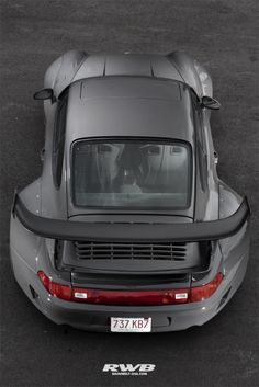 New Porsche. I would love one of these to tote around in. Do you tote in a Porsche?