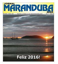 Jornal Maranduba News #80  Noticias da Região Sul de Ubatuba