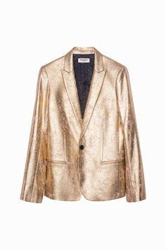 Vedy Deluxe Blazer, gold, Zadig & Voltaire