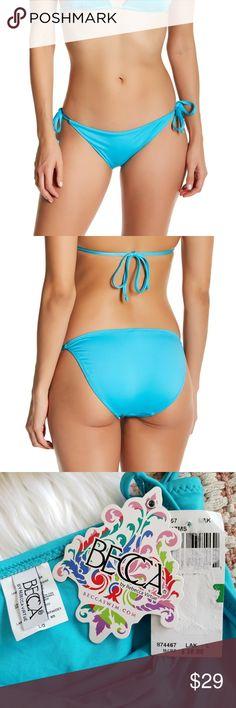 Mossimo Jade Lace Crochet Tab Side Bikini Bottom VARIETY NWT