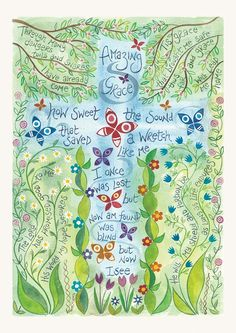 Shop for Christian greetings cards designed by Hannah Dunnett - with religious texts, bibles verses, prayers, psalms & hymns. Faith Scripture, Bible Verse Art, Bible Scriptures, Prayer Verses, Thine Be The Glory, Religious Images, Christian Art, Christian Quotes, Amazing Grace