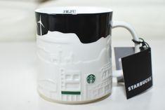 jeju (2) Starbucks City Mugs, Tableware, Hipster Stuff, Dinnerware, Tablewares, Dishes, Place Settings