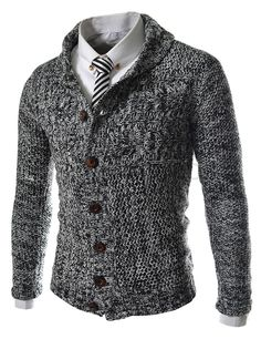 I am not sure what this is but it looks a lot more comfy than a stiff suit jacket. | Raddest Men's Fashion Looks On The Internet: http://www.raddestlooks.net