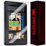 """Skinomi® TechSkin - Amazon Kindle Fire HD 7"""" (2nd Generation) Screen Protector + Full Body Skin Protector (2013) with Lifetime Replacement Warranty / Front & Back Premium HD Clear Film / Ultra High Definition Invisible and Anti-Bubble Crystal Shield - Retail Packaging Reviews - http://www.knockoffrate.com/cell-phones-accessories/skinomi-techskin-amazon-kindle-fire-hd-7-2nd-generation-screen-protector-full-body-skin-protector-2013-with-lifetime-replacement-warranty-front-"""