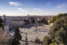 Pincio - Cosa vedere a Roma in tre giorni