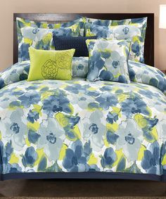 Look what I found on #zulily! Greenwich Six-Piece Comforter Set #zulilyfinds