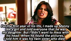 """How to properly raise a son. 