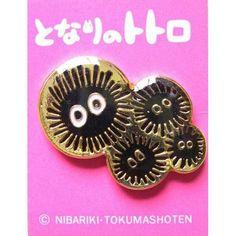 Totoro sot pin