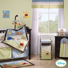 Disney Friendship Pooh Bedding Collection