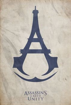 Assassin's Creed Unity Fan Made Poster by disgorgeapocalypse on deviantART