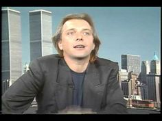 Interview With Rik Mayall in NYC (1991) <3