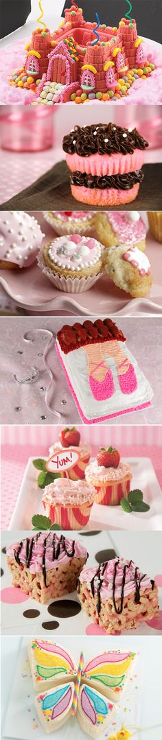 Birthday party ideas for your little girl