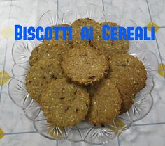 Biscotti ai Cereali Bimby TM5