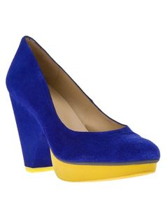 AUDLEY Colour Block Shoe now Minus 50%