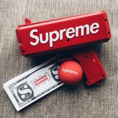 Supreme Money Gun || Supreme Stress Ball