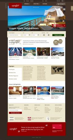 Escapio Boutique #Hotels - #Design #Hotels and #Small Luxury #Hotels - #Best #website, #web #design #inspiration #showcase www.niceoneilike.com