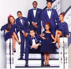 Diddy and his children