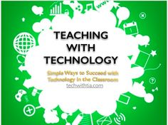 Tech With Tia Tools for Teaching with Technology - HOME