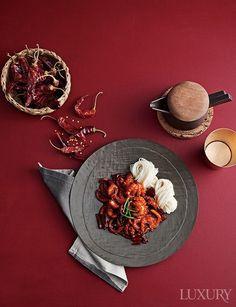 맛있게 매운맛을 내는 나라별 대표 요리 Cookbook Design, Food Menu Design, Food Poster Design, Food Photography Styling, Food Styling, Food Concept, Korean Food, Creative Food, Food Plating