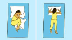 日本人のおよそ5〜8%が、睡眠時間6時間以下のショートスリーパーだとか。「一日8時間」なんて長いこと言われ続けてきましたが、睡眠は長さよりも質、という声もあります。さらには、「寝ているときの姿勢こそ重要」といった見解まで。あ、これアメリカ「LittleThings」でちょっと話題になっている、ライターPhil Mutz氏の記事なんですが、なんでも腰痛から胃もたれ、鼻炎まで。睡眠時の姿...