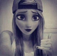 Image via We Heart It https://weheartit.com/entry/159827557 #disney #grunge #hipster #princess #rapunzel