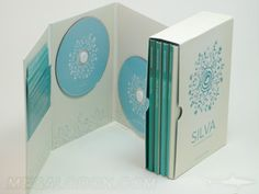 Multi Disc Set Packaging - CD DVD Multidisc Sets with Replication