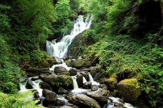 Killarney...Torc Waterfalls. Can't u just see the faeries?