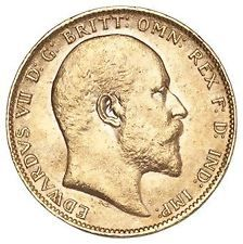 Great Britain Edward VII Gold Coin 1903 Gold Sovereign