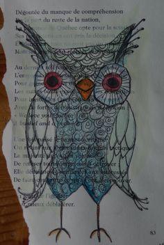 i <3 owls...