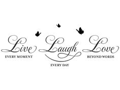 live laugh love tattoos - Google Search