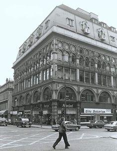 Glasgow Scotland, Scotland Travel, Destruction, The Past, Louvre, Street View, Black And White, History, City